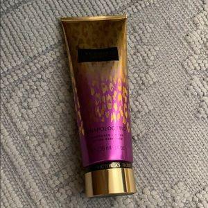 Brand new Victoria's Secret lotion- unapologetic